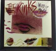 LP - The Kinks - Word Of Mouth - 180 Gram