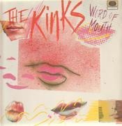 LP - The Kinks - Word Of Mouth
