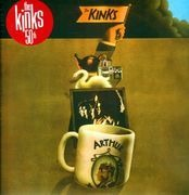 LP - Kinks - Arthur Or The Decline And Fall Of The British Empire - Gatefold