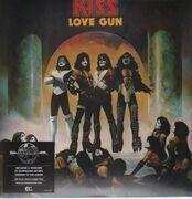 LP & MP3 - Kiss - Love Gun - HQ-Vinyl LIMITED