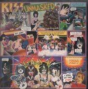 LP - Kiss - Unmasked