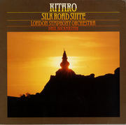 Double LP - Kitaro And The London Symphony Orchestra - Silk Road Suite
