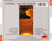 CD - Kitaro - Silver Cloud