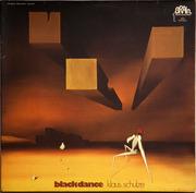 LP - Klaus Schulze - Blackdance - GREEN BRAIN FIRST PRESSIN