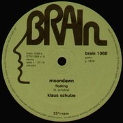 LP - Klaus Schulze - Moondawn - Green Brain