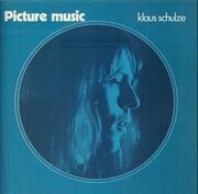 LP - Klaus Schulze - Picture Music