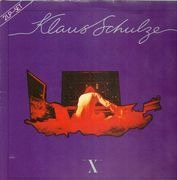 Double LP - Klaus Schulze - X