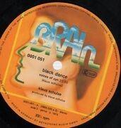 LP - Klaus Schulze - Blackdance