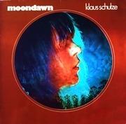 LP - Klaus Schulze - Moondawn - orange labels, no labelcode