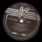 LP - Klaus Schulze - Trancefer