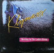 12inch Vinyl Single - Klymaxx - Meeting In The Ladies Room