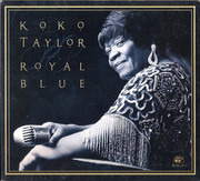 CD - Koko Taylor - Royal Blue - Digipak