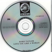 CD - Koko Taylor - Love You Like A Woman