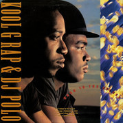 LP - Kool G Rap & DJ Polo - Road To The Riches