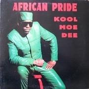 12inch Vinyl Single - Kool Moe Dee - African Pride