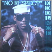 12inch Vinyl Single - Kool Moe Dee - No Respect