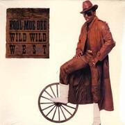 12inch Vinyl Single - Kool Moe Dee - Wild Wild West