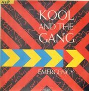 12inch Vinyl Single - Kool & The Gang - Emergency