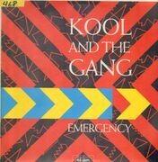 12inch Vinyl Single - Kool & The Gang - Emergency