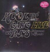 LP - Kool & The Gang - Live At P.J.'s - Still sealed