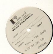 LP - Kool & The Gang - Live At The Sex Machine - test pressing