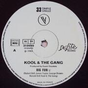 12inch Vinyl Single - Kool & The Gang - Big Fun / Good Time Tonight