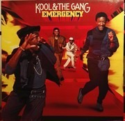 LP - Kool & The Gang - Emergency