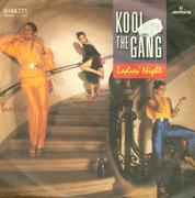 7inch Vinyl Single - Kool And The Gang - Ladies' Night