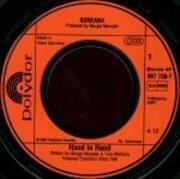 7inch Vinyl Single - Koreana - Hand In Hand