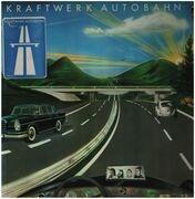 LP - Kraftwerk - Autobahn - GERMAN PHILIPS, Laminated