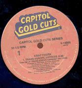 12inch Vinyl Single - Kraftwerk / Boogie Boys - Trans-Europe Express / A Fly Girl