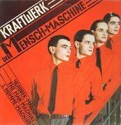 LP - Kraftwerk - Die Mensch-Maschine - german original