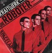 7inch Vinyl Single - Kraftwerk - Die Roboter