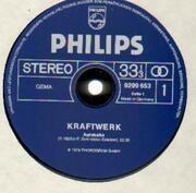 Double LP - Kraftwerk - Doppelalbum