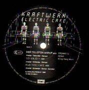 LP - Kraftwerk - Electric Cafe