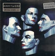 LP - Kraftwerk - Electric Cafe - Gatefold Sleeve