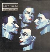 LP - Kraftwerk - Electric Cafe - US PRESS