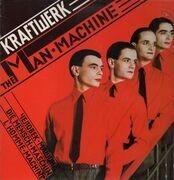 LP - Kraftwerk - The Man Machine - RARE FRENCH