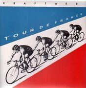 Double LP - Kraftwerk - Tour De France