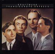 LP - Kraftwerk - Trans-Europe Express