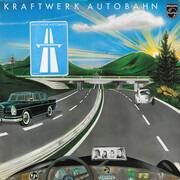LP - Kraftwerk - Autobahn - GERMAN PHILIPS