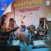 Double LP - Kraftwerk - Autobahn - Gatefold