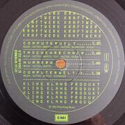 LP - Kraftwerk - Computerwelt