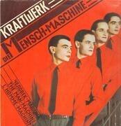 LP - Kraftwerk - Die Mensch-Maschine - Club-Edition