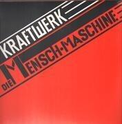 LP - Kraftwerk - Die Mensch-Maschine