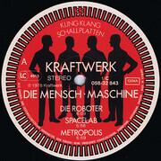 LP - Kraftwerk - Die Mensch·Maschine