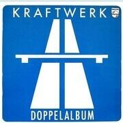 Double LP - Kraftwerk - Doppelalbum - + sticker