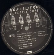 LP - Kraftwerk - Electric Cafe - OIS