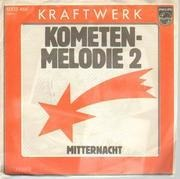 7inch Vinyl Single - Kraftwerk - Kometenmelodie 2 - Blue Injection, 1st German