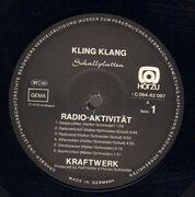 LP - Kraftwerk - Radio-Aktivität - OIS + Sticker